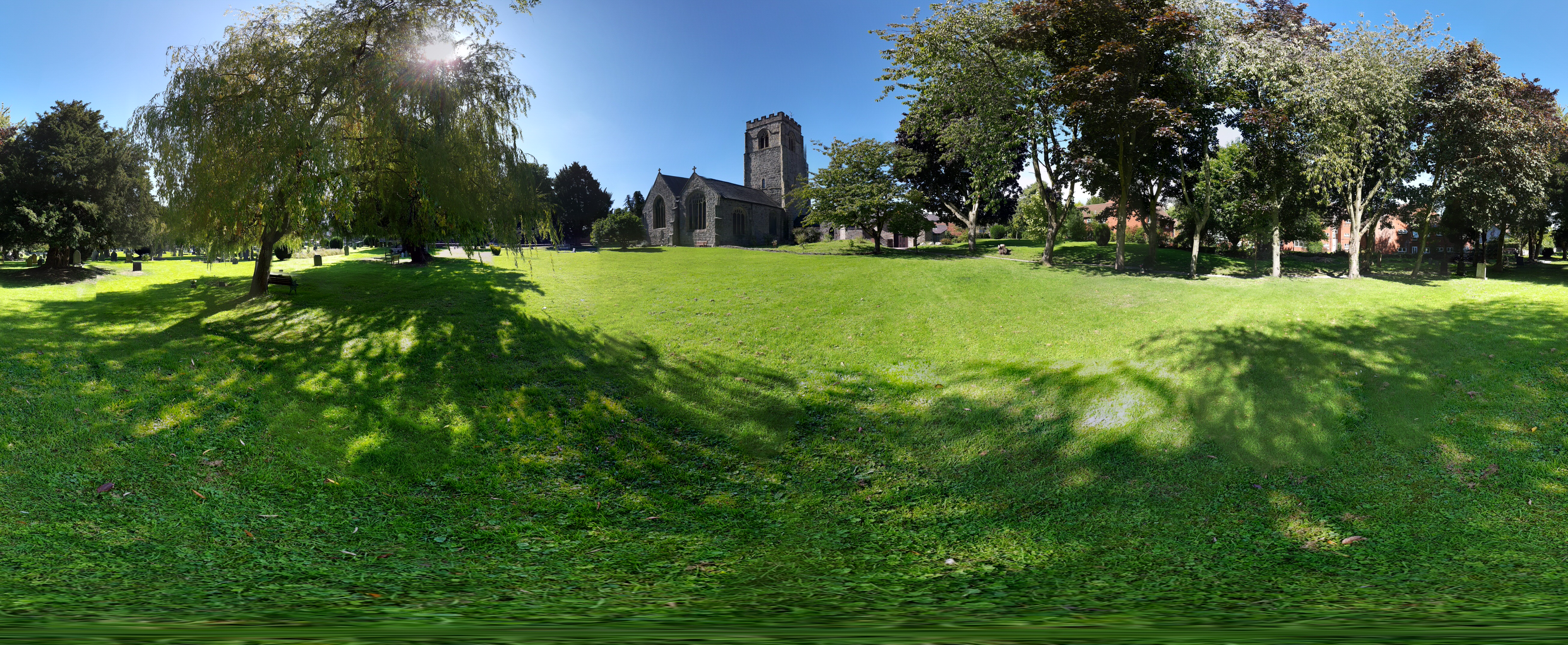 St Mary's Church, Chirk